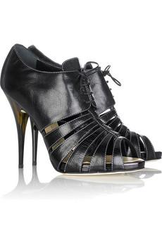 Giuseppe Zanotti Cutout shoe boots