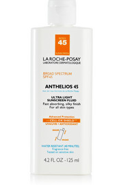 La Roche-Posay Anthelios Ultra Light Sunscreen Fluid SPF45, 125ml