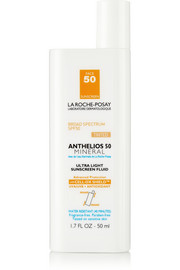 La Roche-Posay Anthelios Tinted Mineral Face Sunscreen Fluid SPF50, 50ml