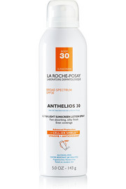 La Roche-Posay Anthelios Ultra Light Sunscreen Lotion Spray SPF30, 143g