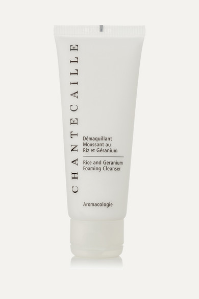 Rice And Geranium Foaming Cleanser, 2.46 Oz./ 73 Ml, Colorless