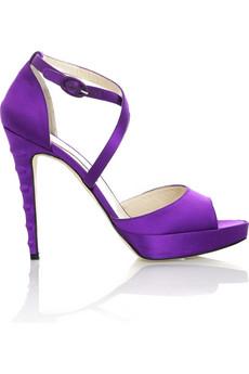 Brian Atwood Rida satin sandals | NET-A-PORTER.COM from net-a-porter.com
