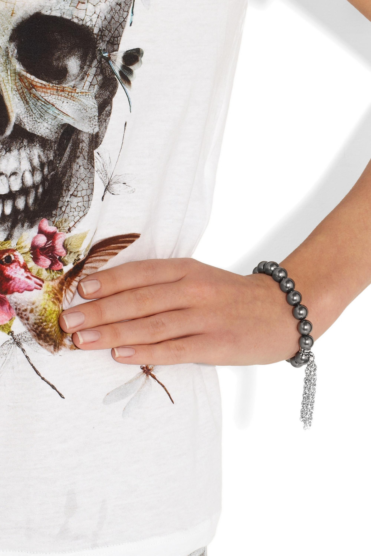 Philippe Audibert Stessy silver-plated bracelet