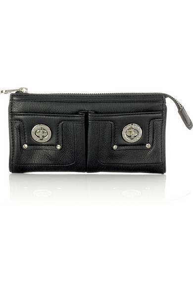 83e4118c0c5 Marc by Marc Jacobs | Totally Turnlock wallet | NET-A-PORTER.COM