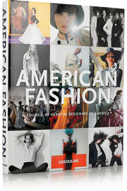 Assouline American Fashion by Charlie Scheips hardcover book