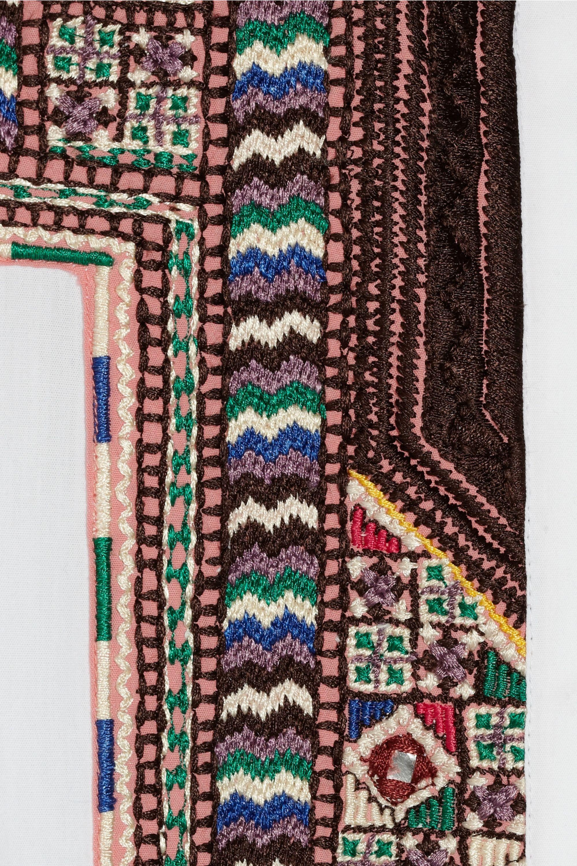 DAY Birger et Mikkelsen Embroidered cotton top