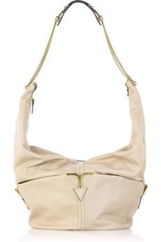 ChloéTriple chain messenger bag