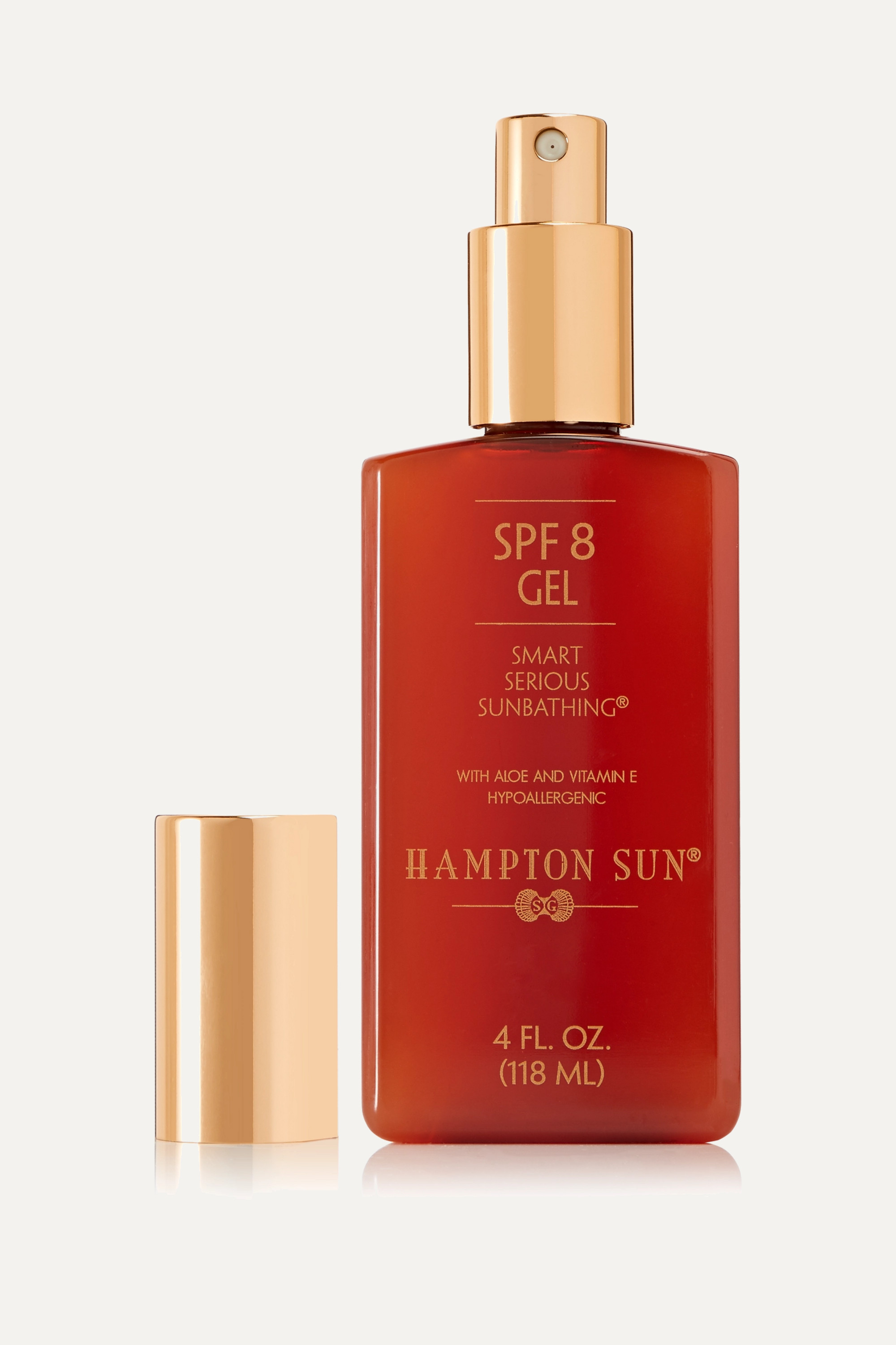 Hampton Sun SPF8 Gel, 118ml