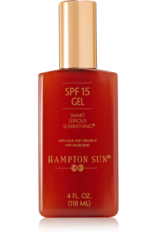 Hampton Sun LSF 15 Gel, 118ml – Sonnengel