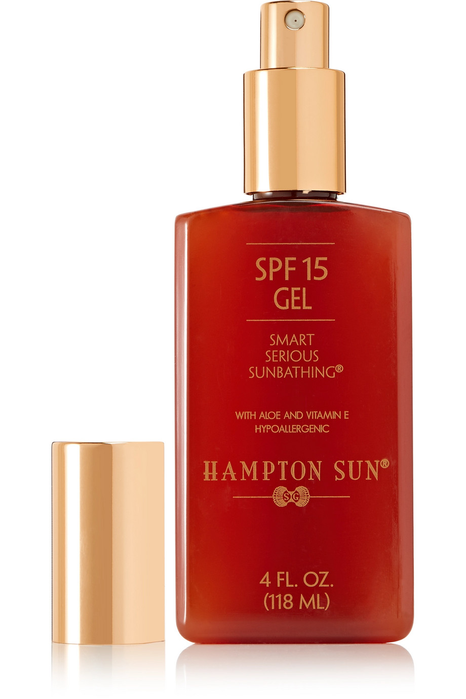 Hampton Sun SPF15 Gel, 118ml