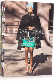 Penguin Books The Sartorialist: Closer by Scott Schuman paperback book