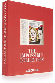 Assouline The Impossible Collection by Philippe Ségalot and Franck Giraud hardcover book