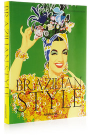 Assouline Brazilian Style by Armand Limnander hardcover book