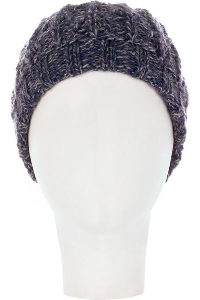 Miu Miu. Knitted beanie 0c7ebf66563