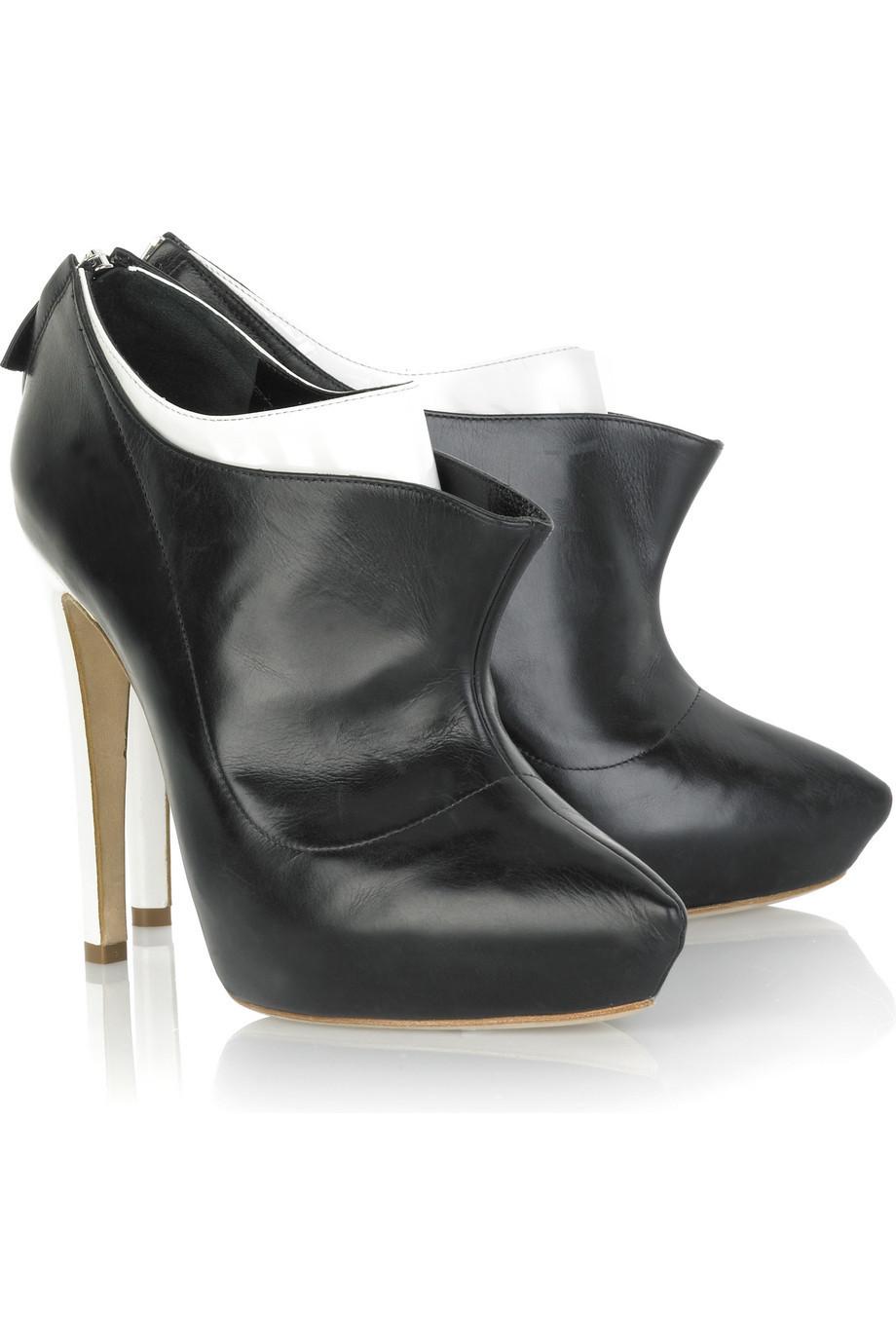 Rupert Sanderson Kit Kat shoe boots | NET-A-PORTER.COM from net-a-porter.com