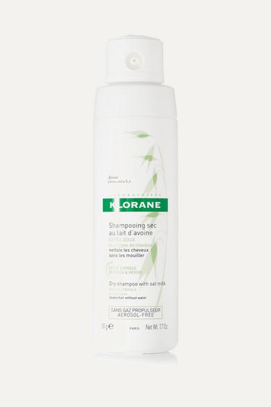 Klorane   Dry Shampoo with Oat Milk Non-Aerosol, 50g   NET