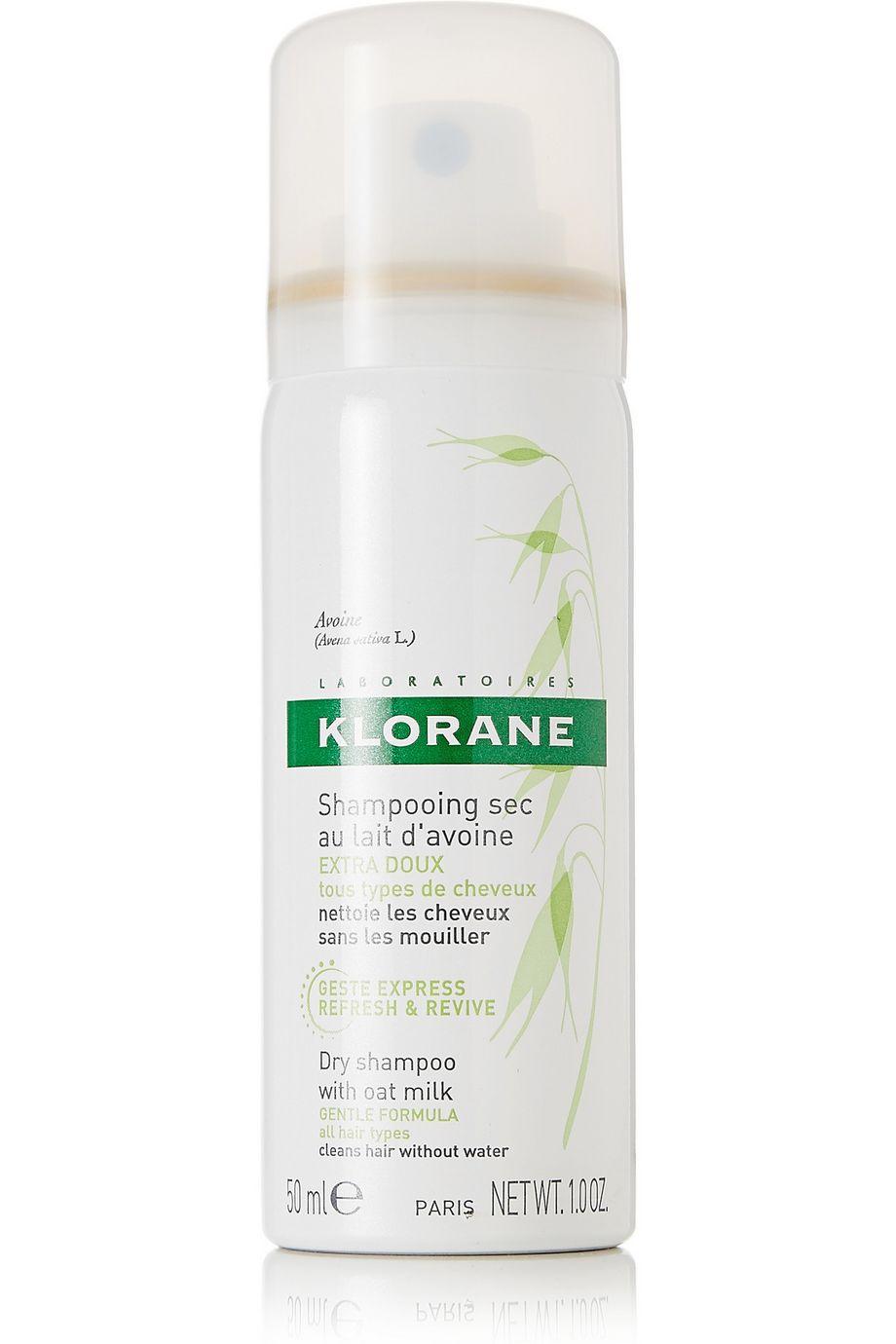 Klorane Dry Shampoo with Oat Milk, 50ml