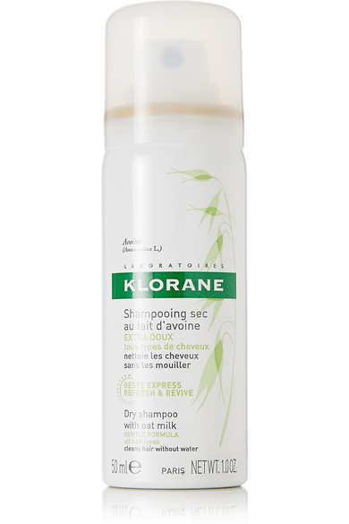 Dry Shampoo With Oat Milk, 50Ml - Colorless