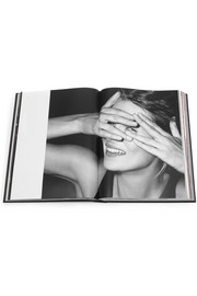Kate Moss edited by Fabien Baron hardcover book