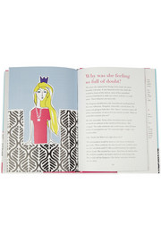 Fashion Fairy Tale Memoirs Diane Von Furstenberg and the Tale of the Empress' New Clothes by Camilla Morton hardcover book