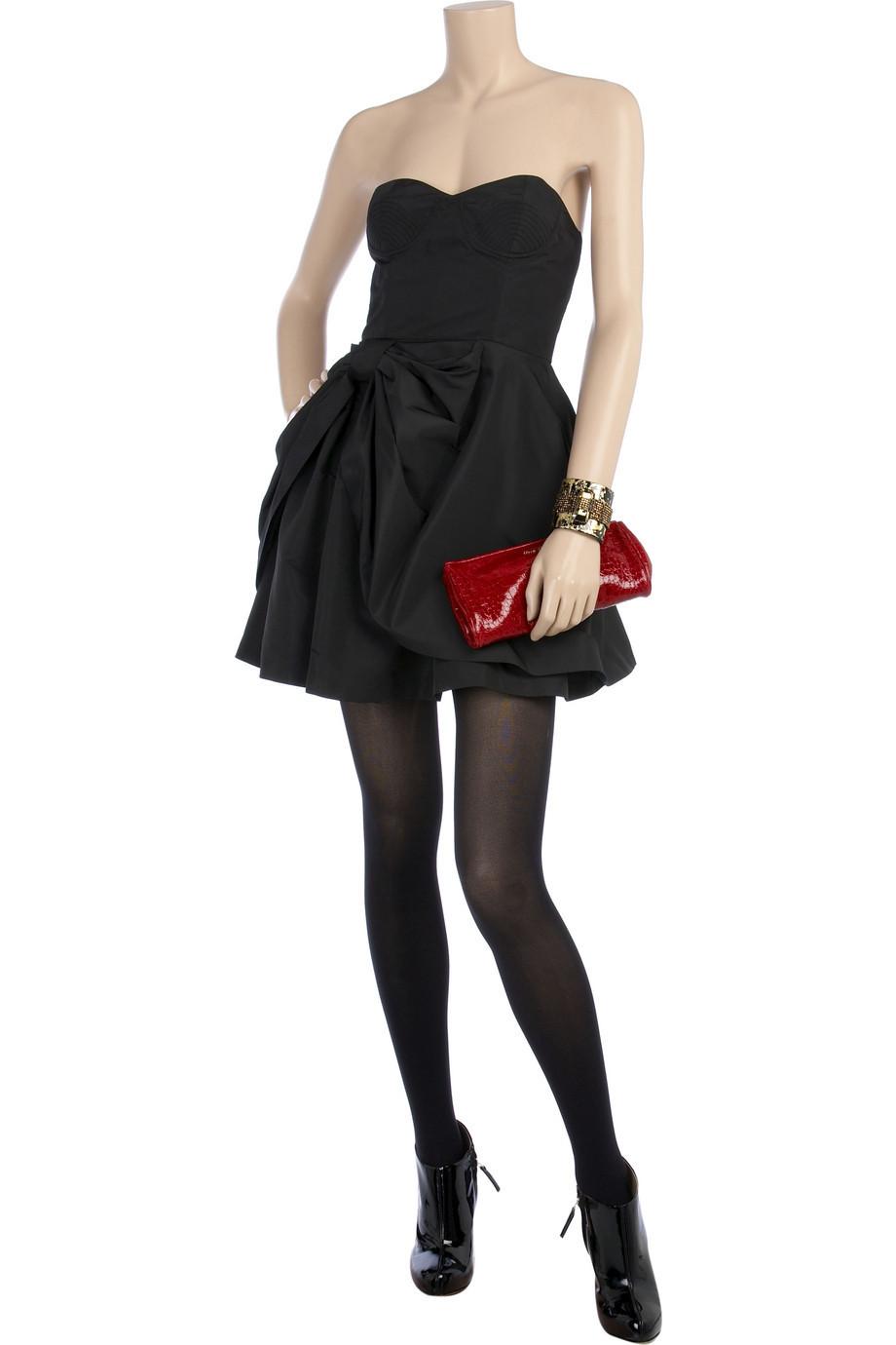 Miu Miu Bustier prom dress | NET-A-PORTER.COM from net-a-porter.com