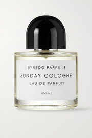 Sunday Cologne Eau de Parfum - Vetiver & Bergamot, 100ml