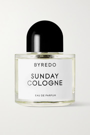Sunday Cologne Eau de Parfum - Vetiver & Bergamot, 50ml