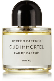 Oud Immortel Eau de Parfum - Incense & Tobacco Leaves, 100ml
