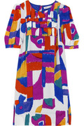 See by Chloé Crayon print dress