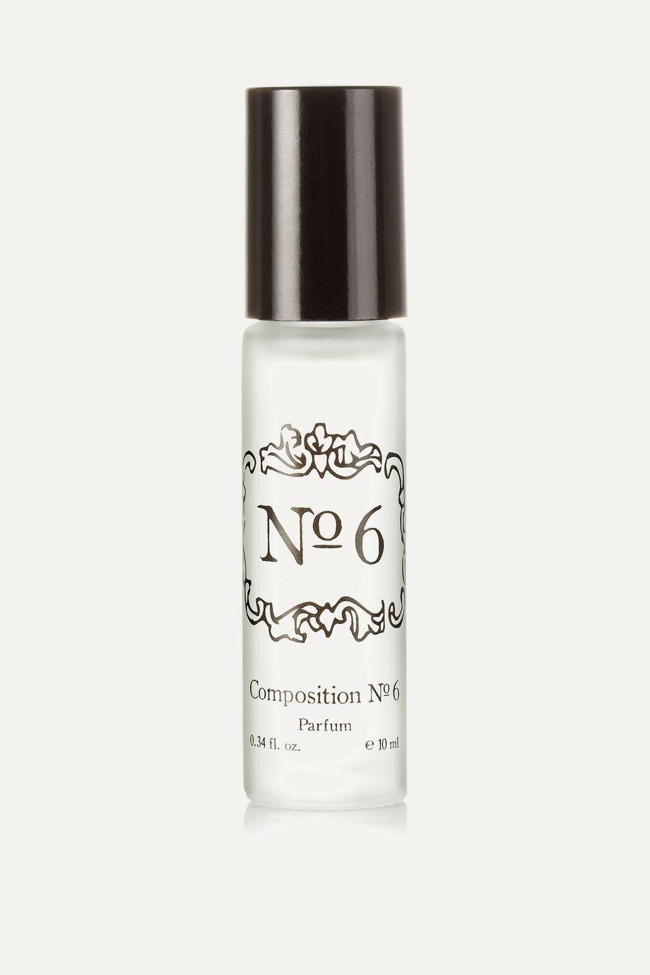 Joya Composition No. 6 Roll-On Parfum - FujianCypress, Juniper Berries & Tangy Yuzu, 10ml