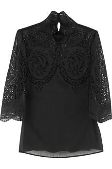 Stella McCartneyBroderie Anglaise blouse