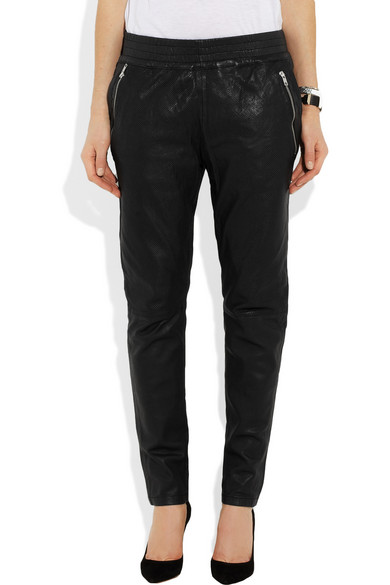 complete in specifications 100% satisfaction shopping Rider perforated leather pants