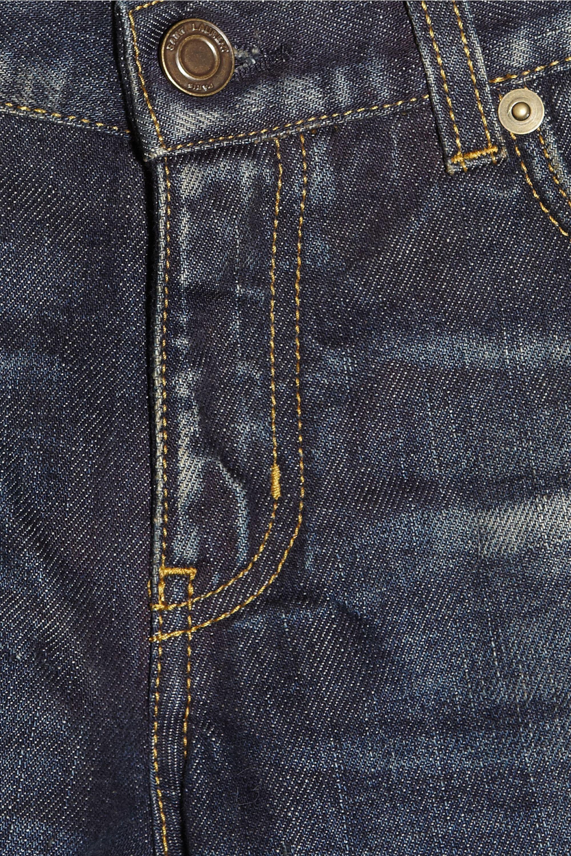 SAINT LAURENT Low-rise skinny jeans