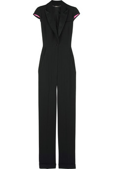 Alexander McQueen All-in-one tuxedo