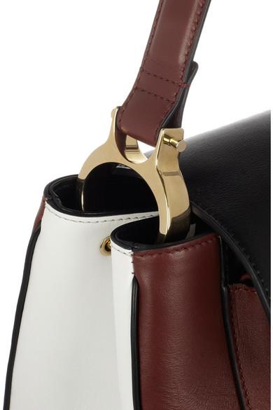 Chlo�� | Amelia medium leather shoulder bag | NET-A-PORTER.COM