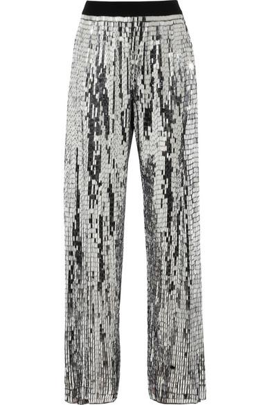 a-grand-affair-metallic-sequined-pants by sass-&-bide