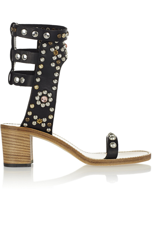 Isabel Marant The Carol studded leather sandals