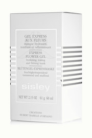 Sisley - Paris Express Flower Gel Mask, 60ml