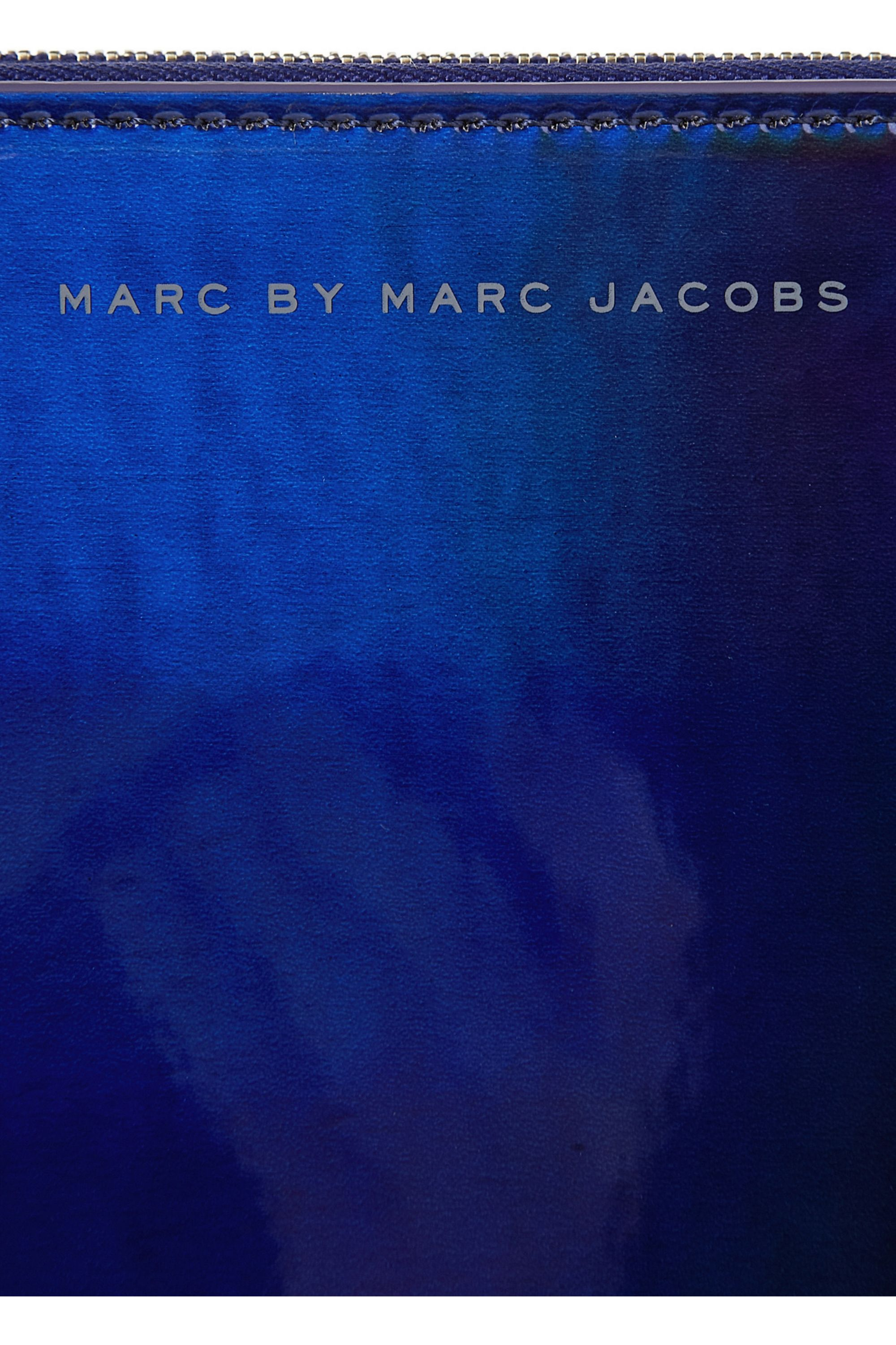 Marc by Marc Jacobs Techno holographic vinyl iPad case