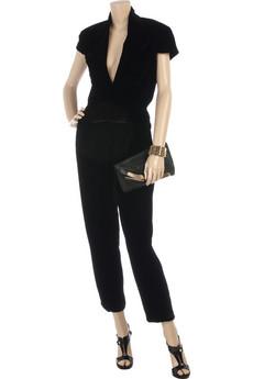 Marc Jacobs Velvet jumpsuit