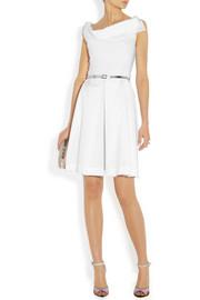 Vivienne Westwood AnglomaniaHalton draped cotton dress