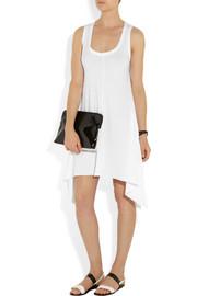 OAKOpen-back cotton-jersey dress