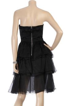 D&G Dolce & GabbanaTiered Prom dress
