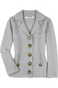 Diane von FurstenbergJordan knitted cardigan