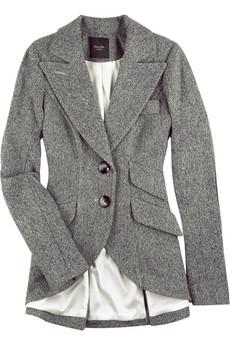 SmytheHerringbone equestrian jacket