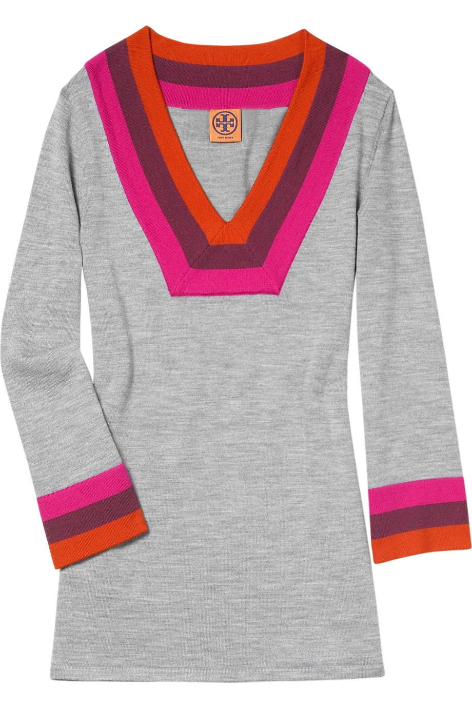 Tory Burch Cicada wool tunic from net-a-porter.com