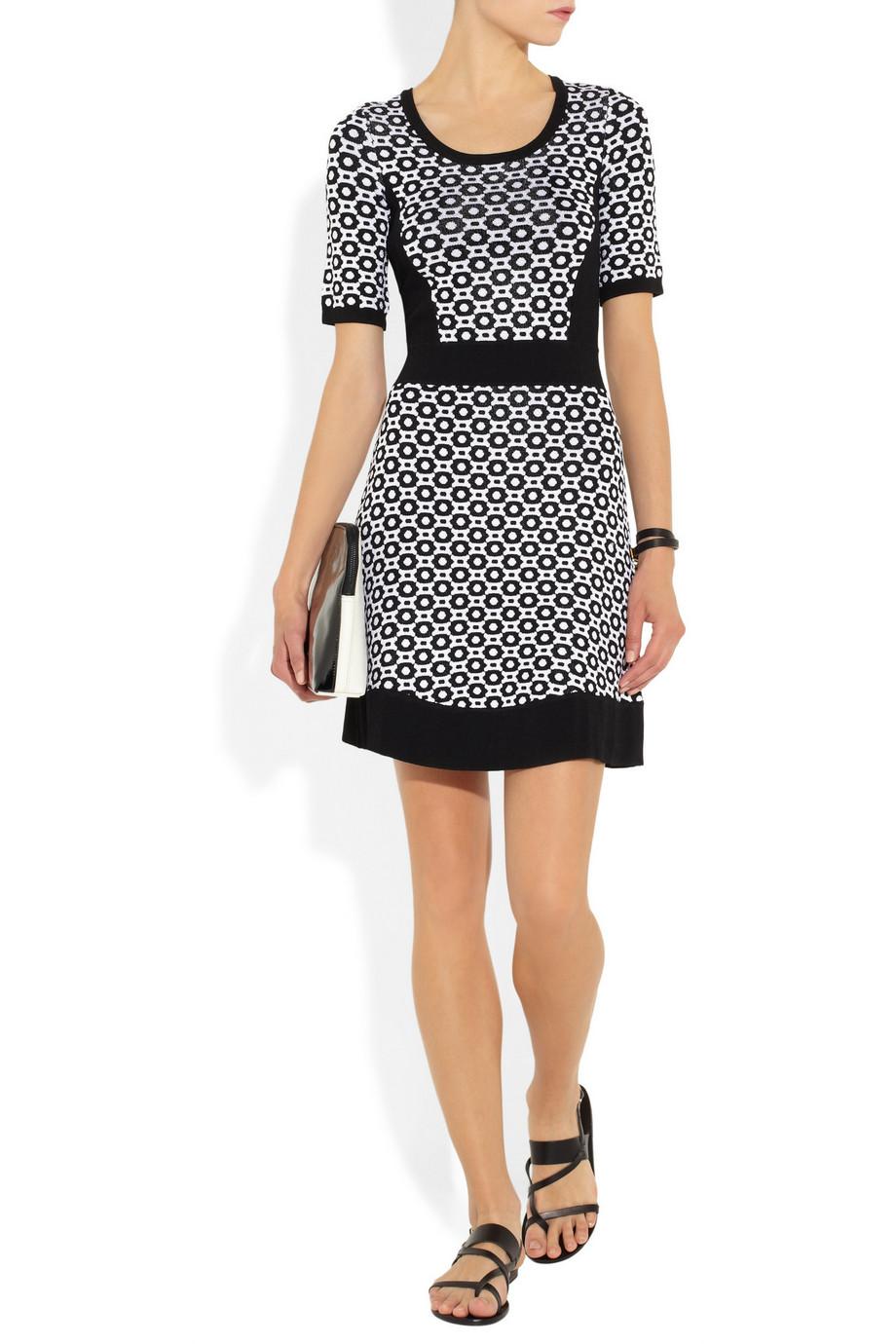 rag & bone Gabi Stretch-knit Dress | Day to Night Dresses for Fall