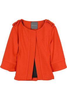 Camilla and Marc Cashmere blend swing jacket
