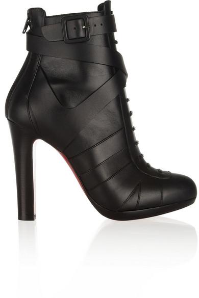4552c29f6fd Lamu 120 leather ankle boots