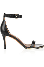 Givenchy Nadia sandals in black leather